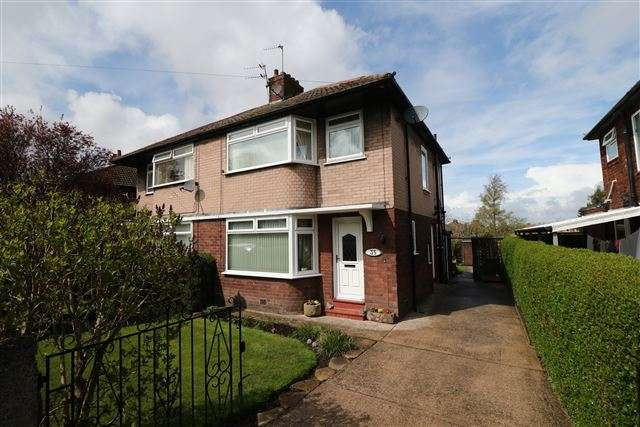 3 Bedrooms Semi Detached House for sale in Knowe Park Avenue, Carlisle, Cumbria, CA3 9EL