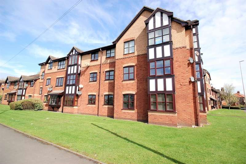 2 Bedrooms Flat for sale in Mythop Court, Blackpool