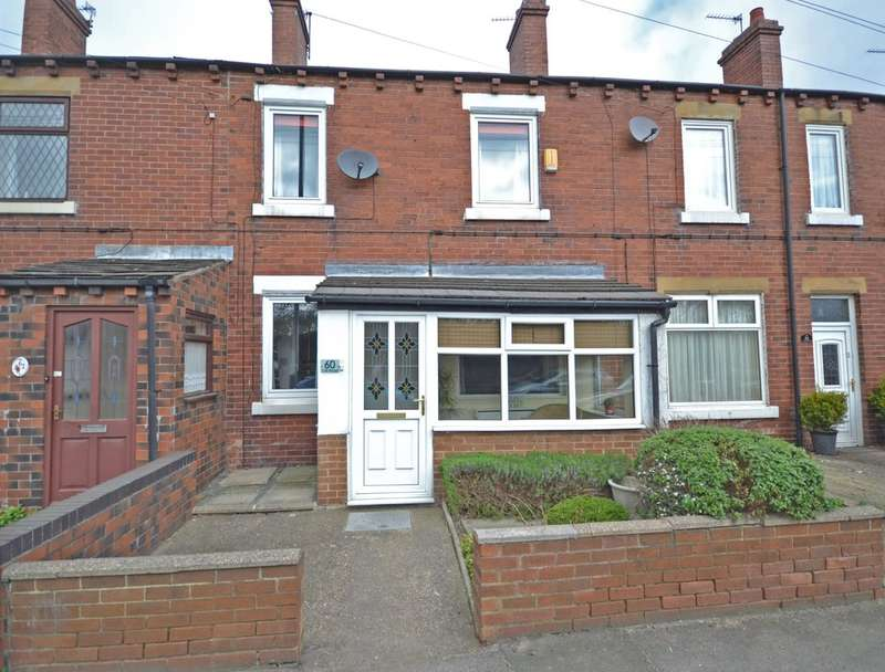3 Bedrooms Terraced House for sale in Cliff Road, Crigglestone, Wakefield