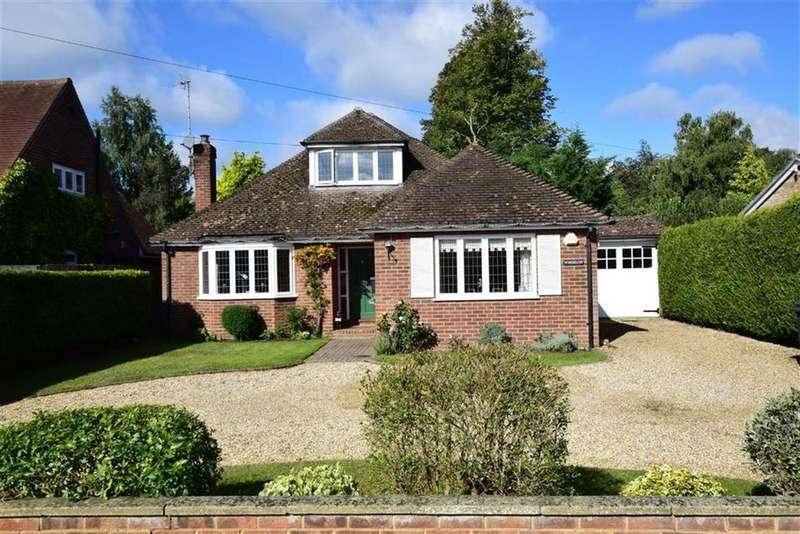 4 Bedrooms Detached House for sale in River Road, Caversham Heights, Reading