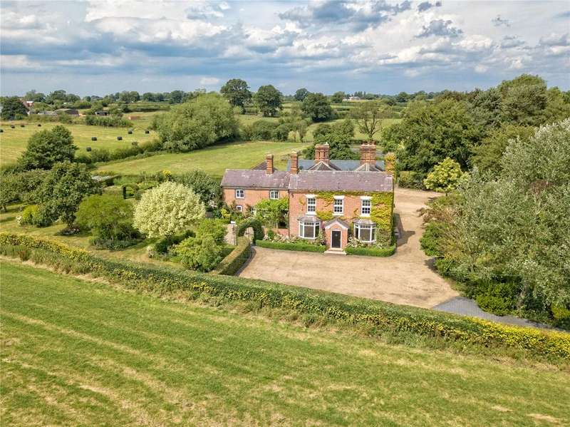 6 Bedrooms Detached House for sale in Coton, Whitchurch, Shropshire