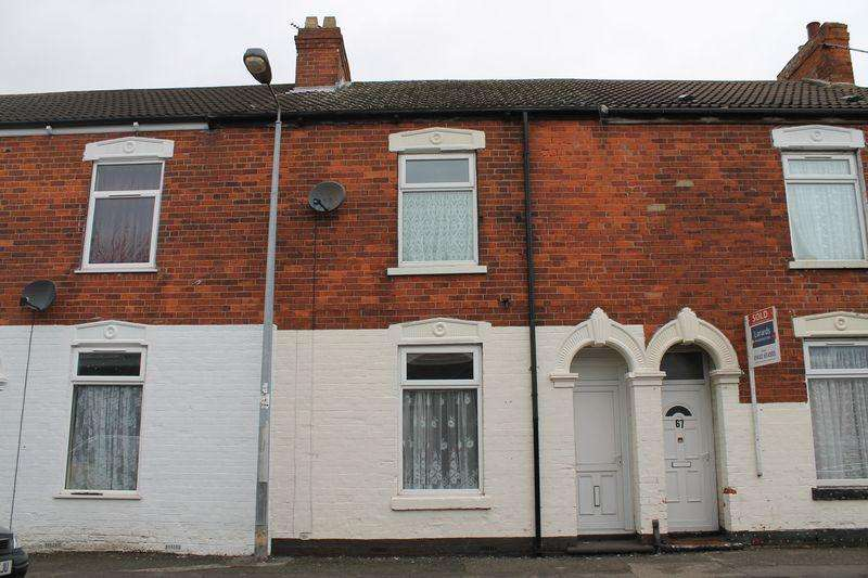 3 Bedrooms Terraced House for sale in Abbey Street, Hull