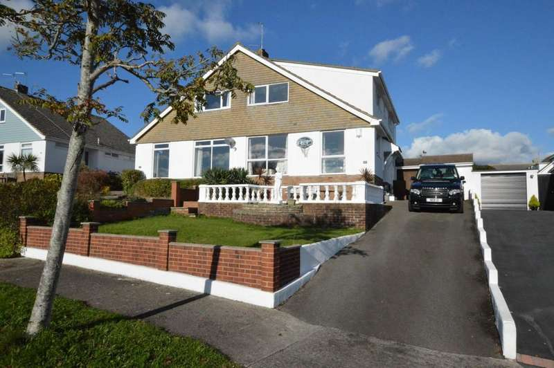 4 Bedrooms Semi Detached House for sale in Livermead, Torquay