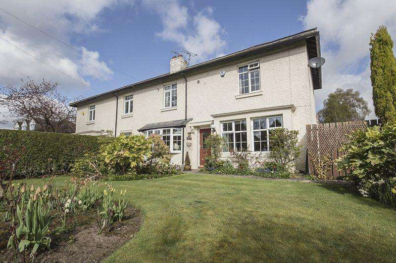 3 Bedrooms Semi Detached House for rent in Middle Drive, Darras Hall, Ponteland, Newcastle upon Tyne