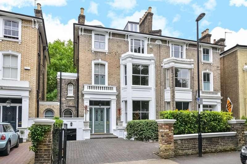 6 Bedrooms Semi Detached House for sale in Granville Park London SE13