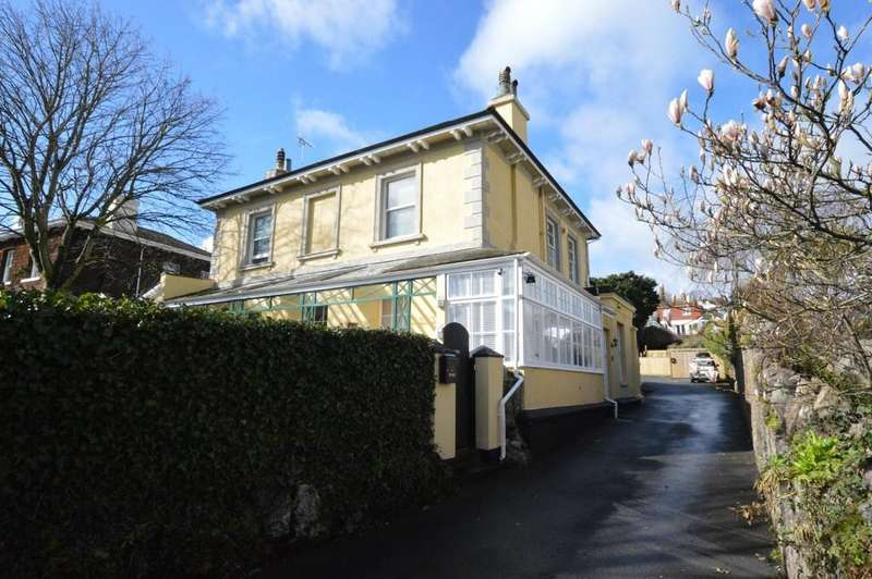 2 Bedrooms Apartment Flat for sale in Torquay