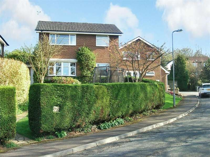 4 Bedrooms Detached House for sale in Goldcrest Drive, Pentwyn, Cardiff