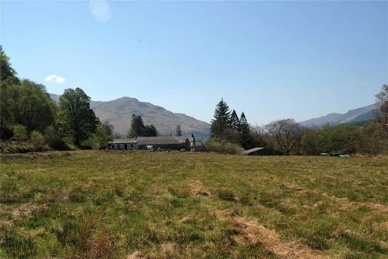 4 Bedrooms Farm Commercial for sale in Lot 1 Stronafyne, Arrochar, Dunbartonshire, G83