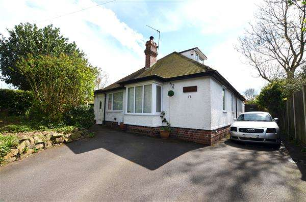 4 Bedrooms Detached Bungalow for sale in Church Lane, Hanford, Stoke-On-Trent