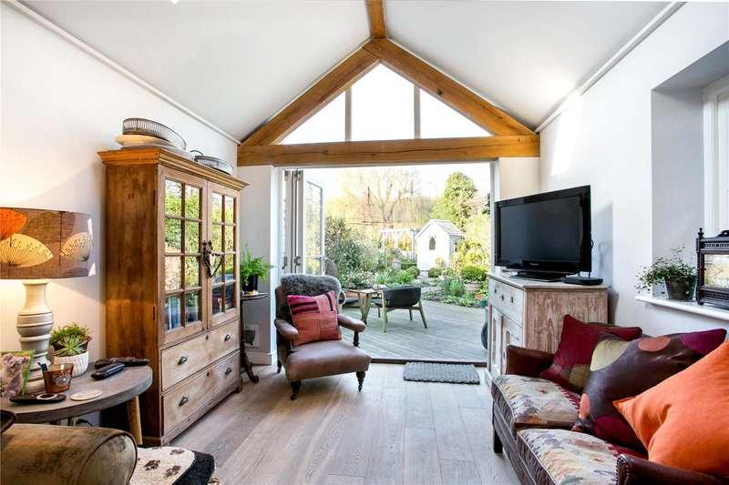 3 Bedrooms Terraced House for sale in High Street, Amersham, Buckinghamshire, HP7