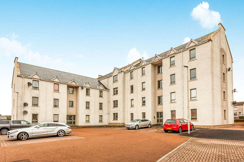 2 Bedrooms Flat for sale in Sharpe Place, Montrose, DD10
