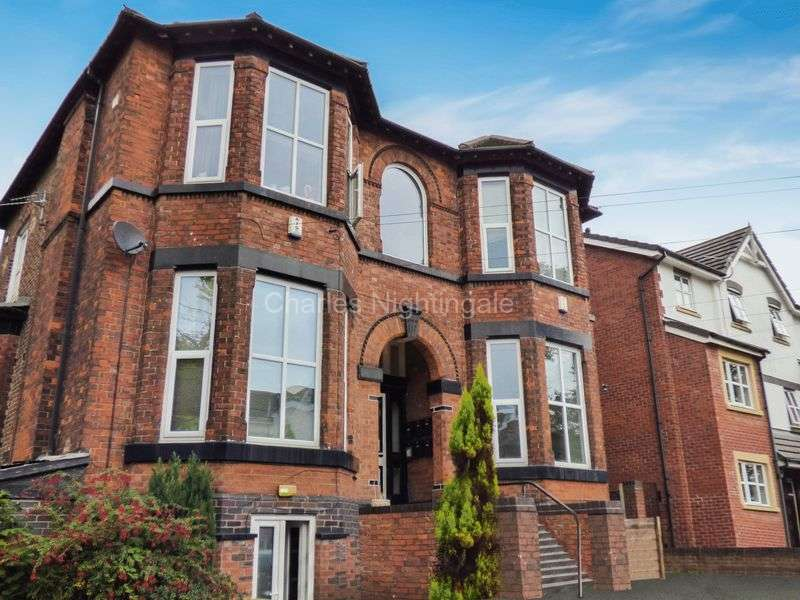 Block Of Apartments Flat for sale in 34 Osborne Road, Manchester, Greater Manchester. M19 2DT