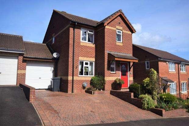 3 Bedrooms Detached House for sale in Lutyens Drive, Paignton, Devon