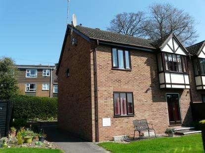 2 Bedrooms Flat for sale in Holmfield, 145 Stenson Road, Derby, Derbyshire