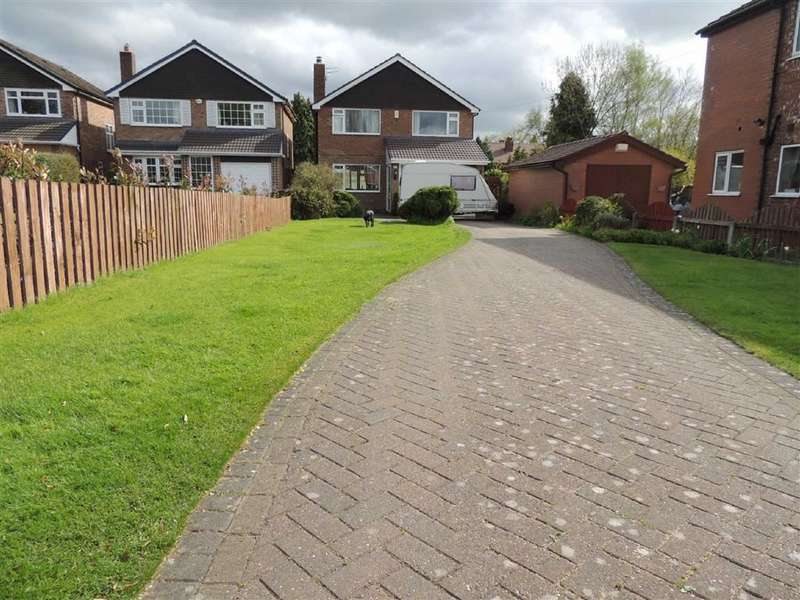 3 Bedrooms Detached House for sale in Claremont Avenue, Marple, Stockport