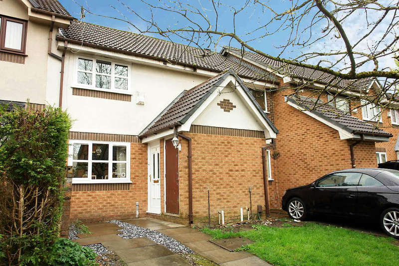 2 Bedrooms Terraced House for sale in Chaffinch Close, Oldham