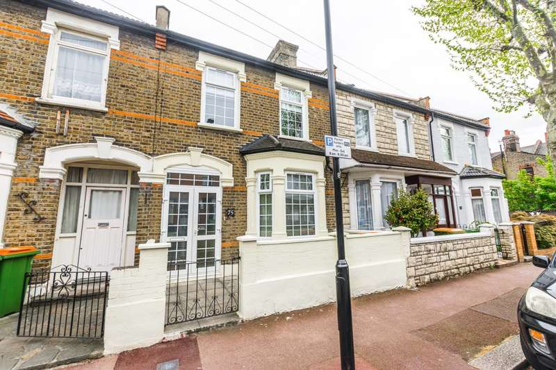 5 Bedrooms Terraced House for sale in Mafeking Avenue, Upton Park, E6