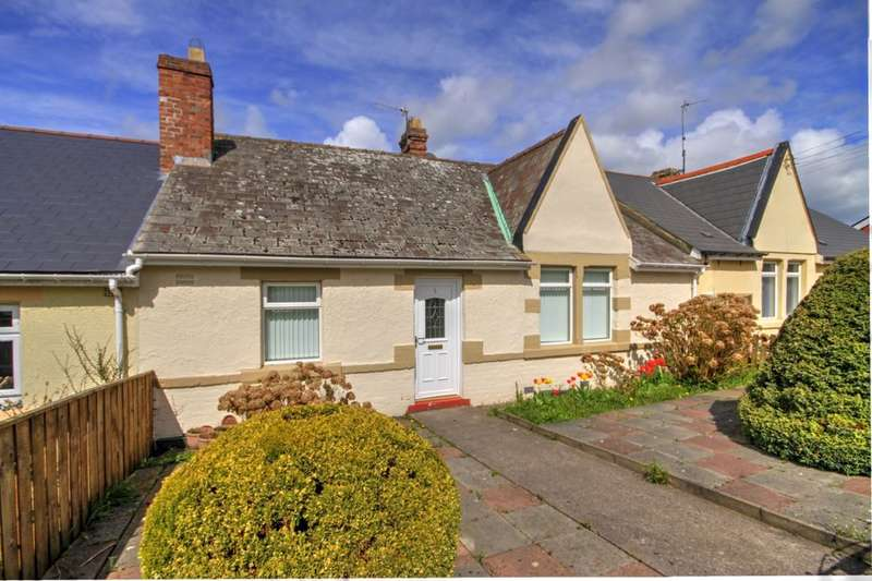 3 Bedrooms Bungalow for sale in Dixon Avenue, Ebchester, Consett, DH8