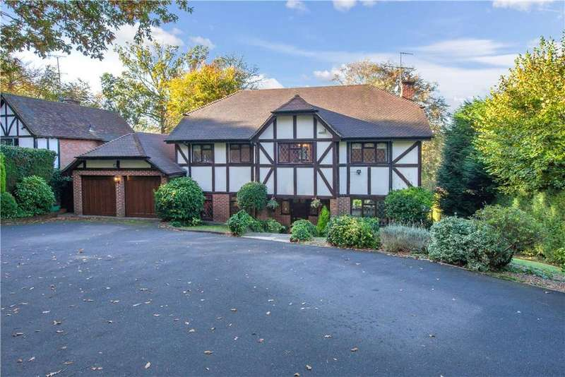 5 Bedrooms Detached House for sale in Stratton Road, Beaconsfield, Buckinghamshire, HP9