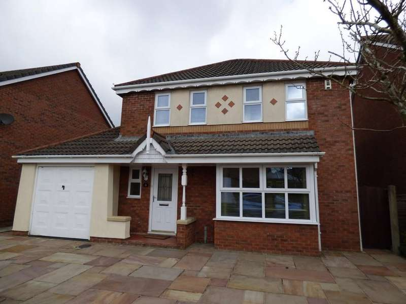 4 Bedrooms Detached House for sale in Meadows Reach, Penwortham