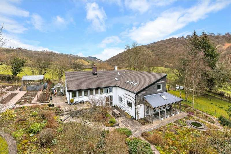 5 Bedrooms Detached House for sale in Felindre, Knighton, Powys