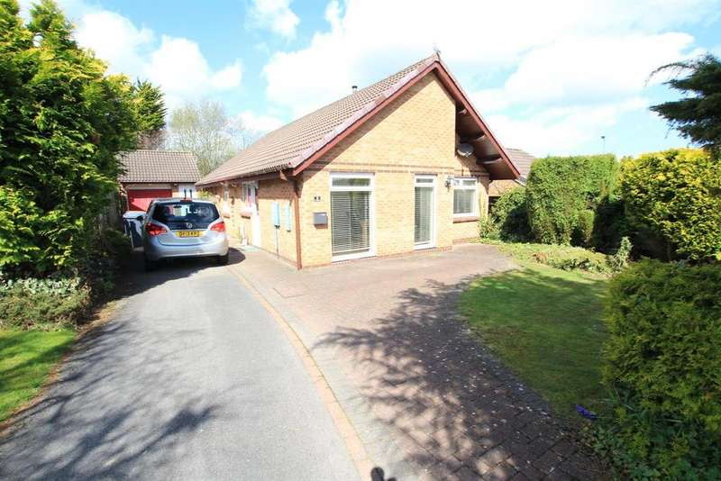 3 Bedrooms Detached Bungalow for sale in The Spinney, Woodham