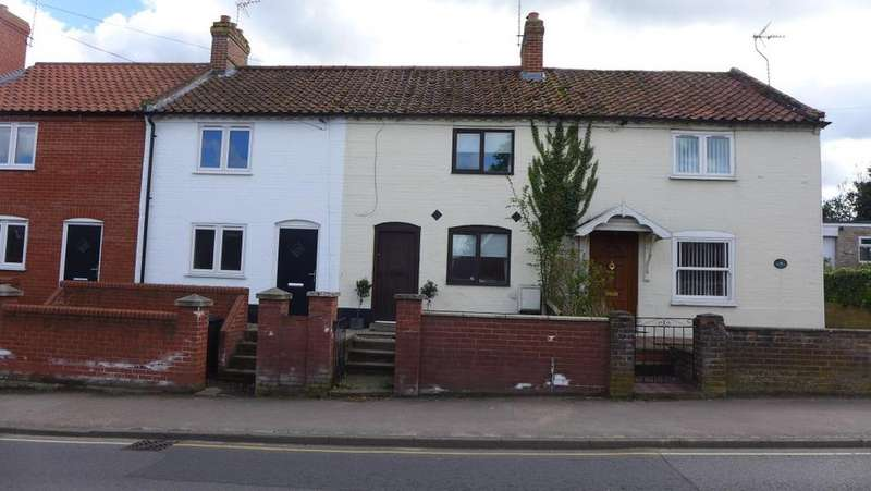 1 Bedroom Terraced House for rent in St Marys Road, Beccles