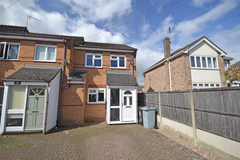 2 Bedrooms End Of Terrace House for sale in Trinity Road, Stamford