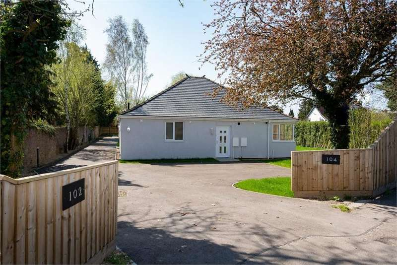 3 Bedrooms Detached Bungalow for sale in Sleaford Road, Boston, Lincolnshire