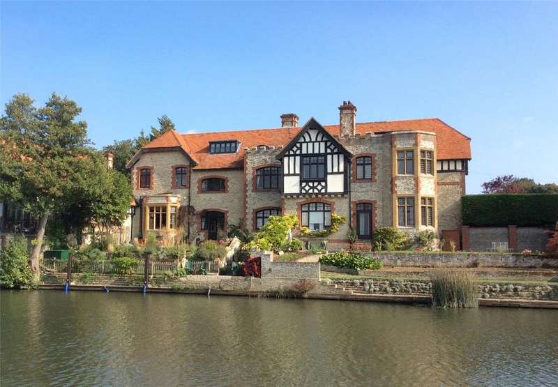 5 Bedrooms House for sale in Shillingford Court, Shillingford, Wallingford, Oxfordshire, OX10