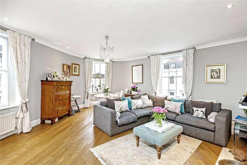 3 Bedrooms Maisonette Flat for sale in Charlwood Street, London, SW1V