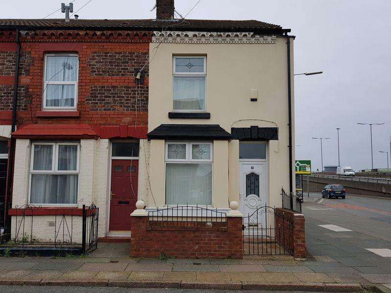 2 Bedrooms Terraced House for sale in 8 Peveril Street, Liverpool
