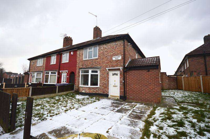 3 Bedrooms Town House for sale in 2 Ruscombe Road, Liverpool