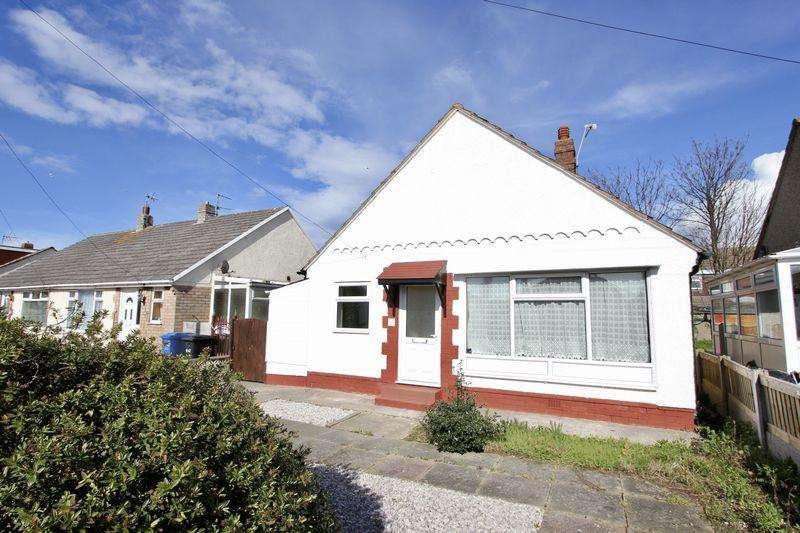2 Bedrooms Detached Bungalow for sale in Beverley Drive, Prestatyn