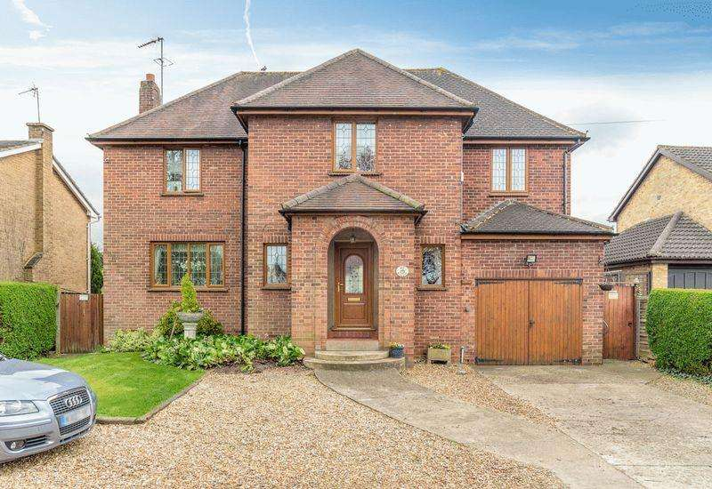 5 Bedrooms Detached House for sale in Wolverton Road, Newport Pagnell