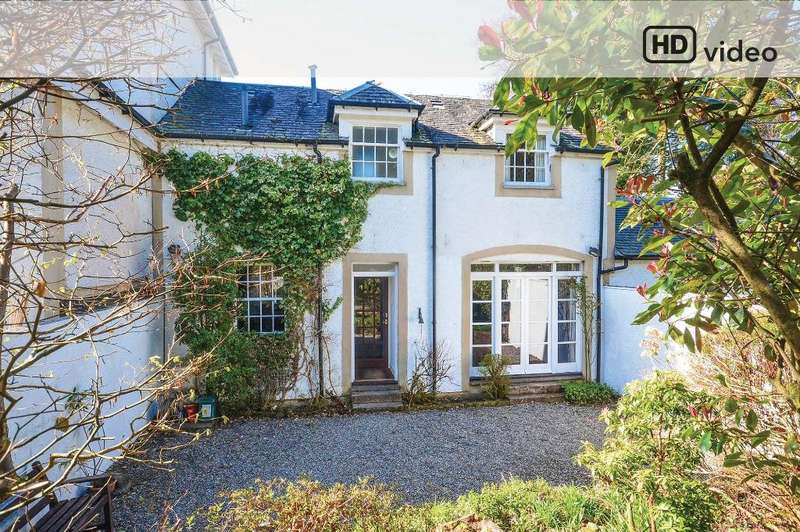 3 Bedrooms Terraced House for sale in Glenarn Road , Rhu, Argyll and Bute, G84 8LL