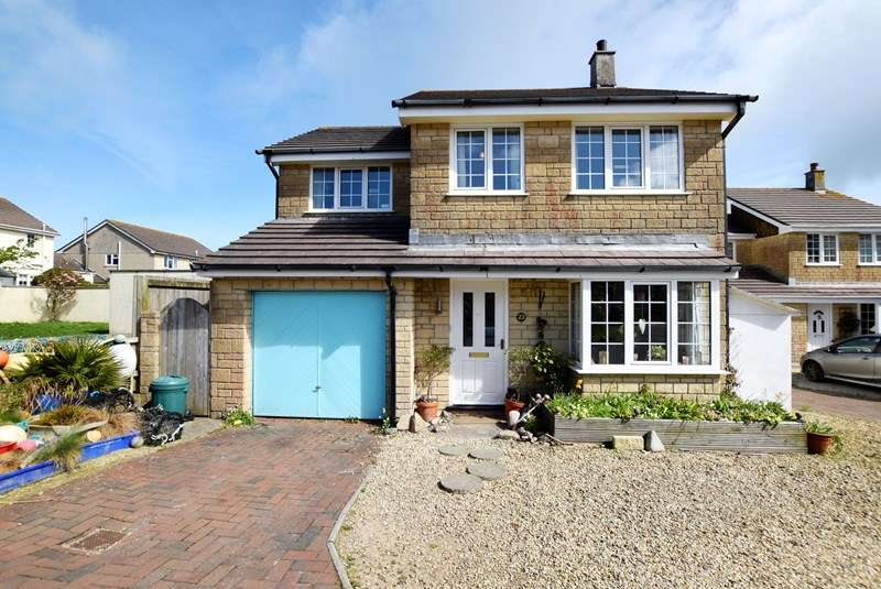 5 Bedrooms Detached House for sale in Tregease Road, St. Agnes