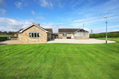 4 Bedrooms Bungalow for sale in Nether Haugh, Rotherham, South Yorkshire