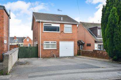 3 Bedrooms Detached House for sale in Albert Street, South Normanton, Alfreton, Derbyshire