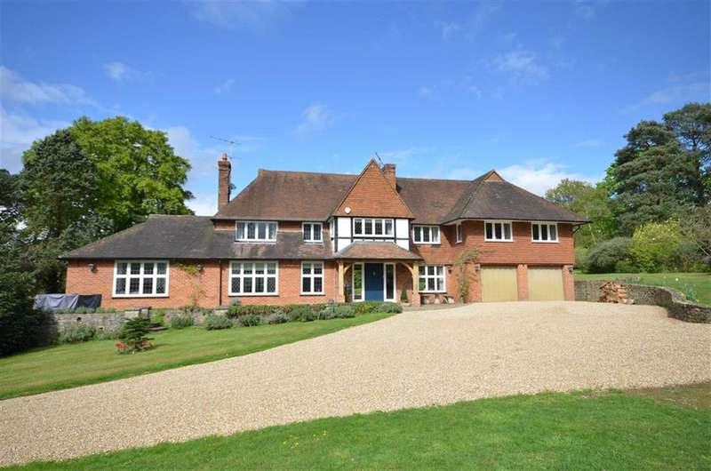6 Bedrooms Detached House for sale in Compton Way, Farnham
