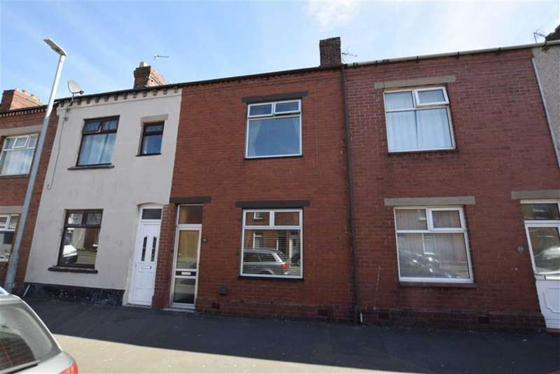 2 Bedrooms Terraced House for sale in St Lukes Street, Barrow-in-Furness, Cumbria