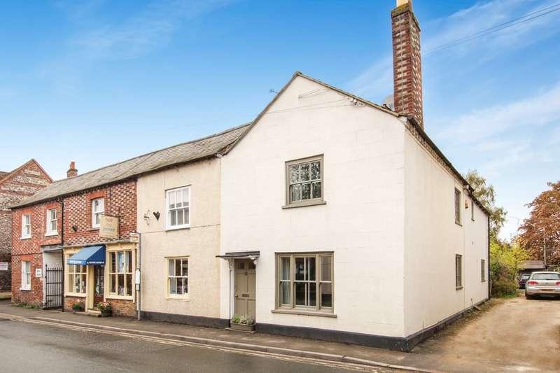 3 Bedrooms Semi Detached House for sale in Shirburn Street, Watlington