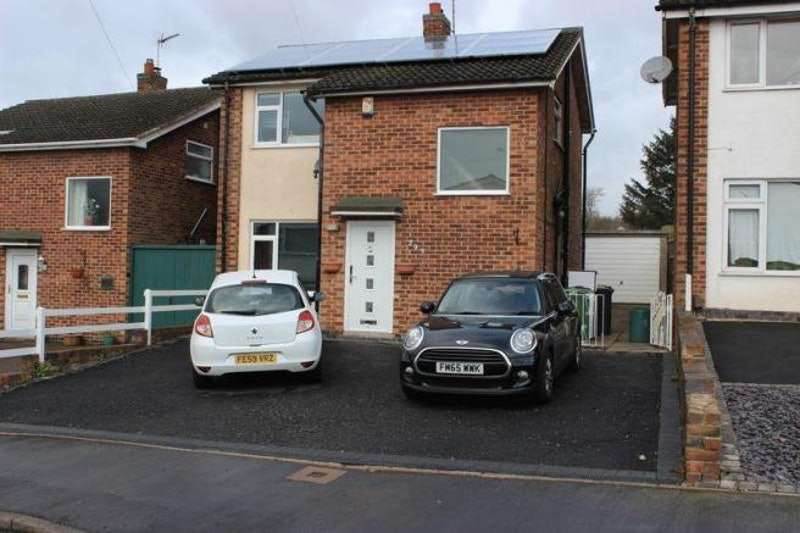3 Bedrooms Detached House for sale in Link Road, Leicester, Leicestershire, LE7