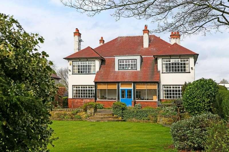 5 Bedrooms Detached House for sale in Chevet Lane, Sandal