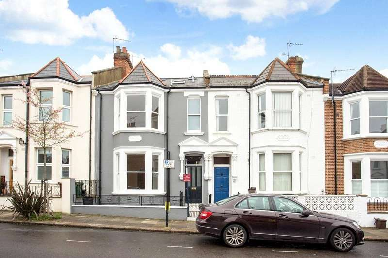 5 Bedrooms Terraced House for sale in Narcissus Road, West Hampstead, London, NW6