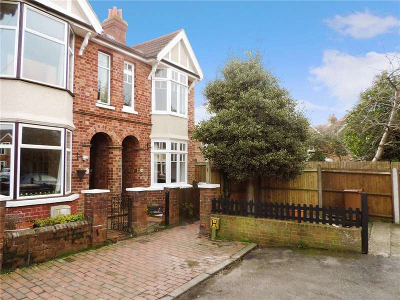 3 Bedrooms Semi Detached House for sale in Kent Road, Tunbridge Wells, Kent, TN4