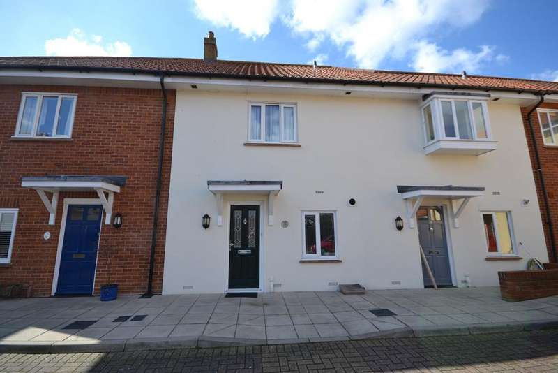 2 Bedrooms Terraced House for sale in Tait Mews, Maldon, CM9
