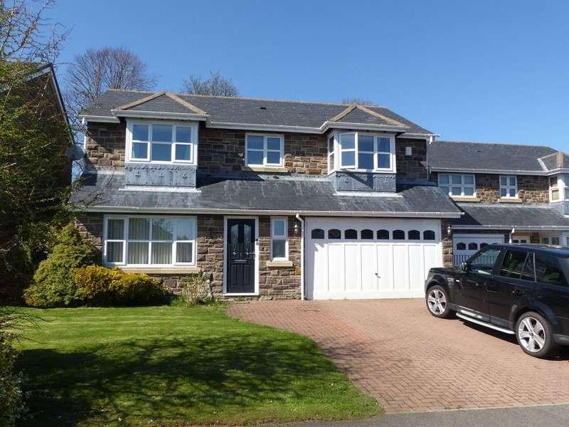 4 Bedrooms Property for sale in Handley Cross, Medomsley, Consett, Durham, DH8 6TZ