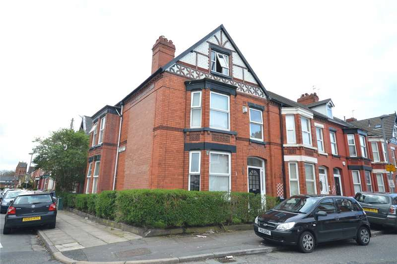 4 Bedrooms End Of Terrace House for sale in Garmoyle Road, Wavertree, Liverpool, L15