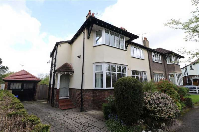 4 Bedrooms Semi Detached House for sale in Meadow Bank, Chorltonville, Manchester, M21